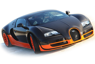 Bugatti Veyron Super Sports Image