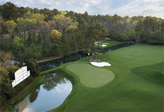 Augusta National Golf Course Image