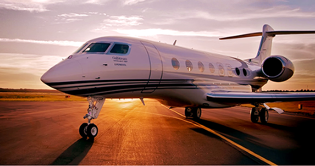 Luxury Aircraft Solutions Image