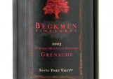 Beckmen Vineyards 2003 Purisima Mountain Vineyard Grenache